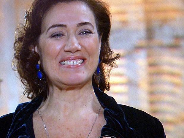 Maria Marta passa de todos os limites (Foto: TV Globo)