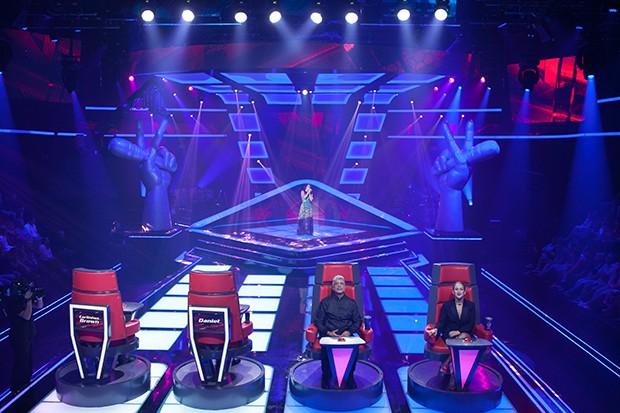 Nanda Garcia 1 - Audição 4 (Foto: Isabella Pinheiro/TV Globo)