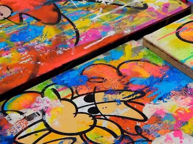 Para celebrar o Dia Mundial do Graffiti festejado no dia 27 de março serão realizadas atividades culturais gratuitas em Salvador. (Foto: Divulgação)
