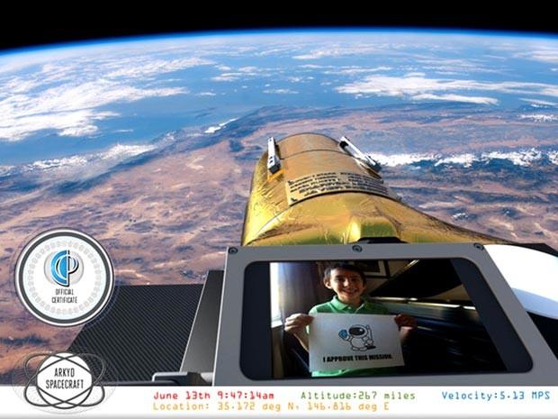 Telescópio pretende ser 'cabine fotográfica espacial' (Foto: Planetary Resources/Divulgação/via Reuters)
