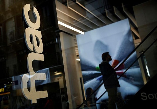 Loja da rede Fnac em Madri (Foto: Susana Vera/Reuters)