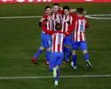 Gaitán marca e garante a vitória  do Atlético de Madrid sobre o Betis