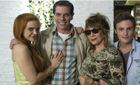 Família Marra da Taquara (Foto: TV Globo)