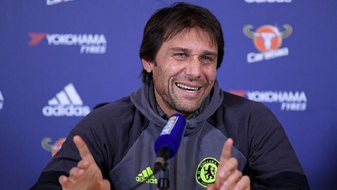 Antonio Conte Chelsea (Foto: Divulgação/Site oficial do Chelsea)