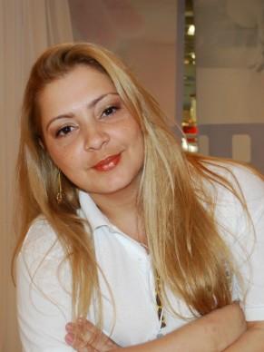 Marleila Aguiar, consultora técnica da Embelleze (Foto: Divulgação)