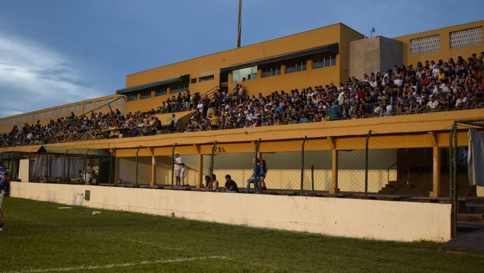 Estádio Presidente Eurico Gaspar Dutra, Dutrinha (Foto: Arquivo/Cuiabá Arsenal)