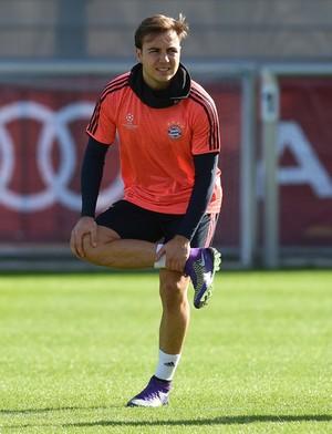 Mario Götze Bayern de Munique (Foto: AFP)