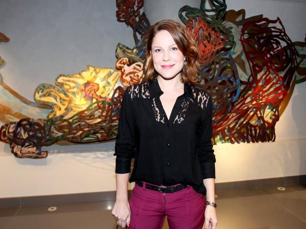 Mariana Hein em show em São Paulo (Foto: Paduardo/ Ag. News)