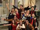 Globo apresenta elenco do humorístico 'Tomara que caia'