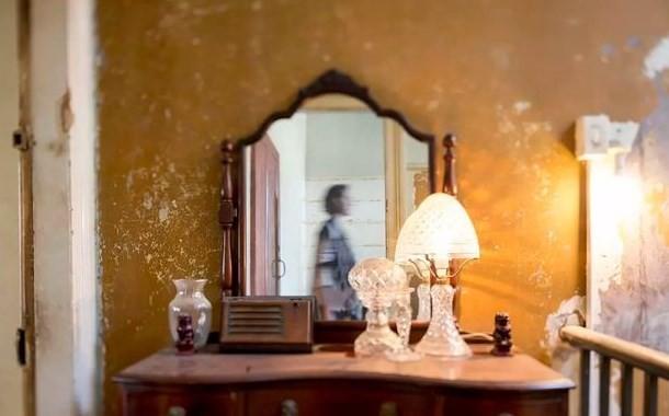 Outra 'Aparição' em Espelho