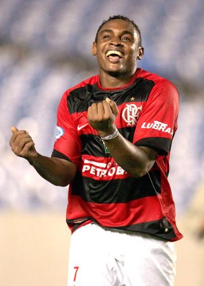 Obina Flamengo 2006 (Foto: Agência O Globo)