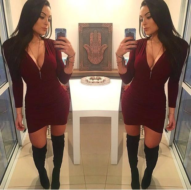 Monique Amin (Foto: Reprodução/Instagram)