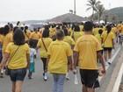 Dia de Luta contra a Hanseníase é comemorado com caminhada