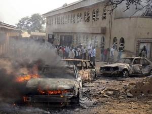 Ataque do Boko Haram contra igreja cristã no Natal matou pelo menos 27. (Foto: Reuters)