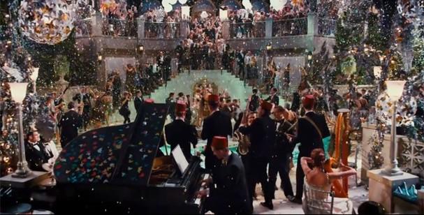 Grande Gatsby festa  (Foto: Divulgação )