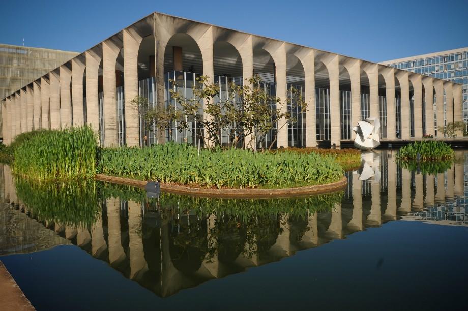 Palácio do Itamaraty (Foto: Ministério das Relações Exteriores)