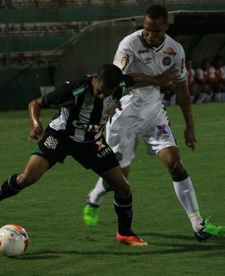 figueirense chapecoense clayton thiego (Foto: Cleberson Silva / Chapecoense)