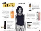 A VJ da MTV Pathy Dejesus lista seus produtos de beleza preferidos