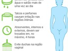 Usar roupa apertada aumenta o risco de infeces nas regies ntimas