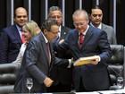 Renan convoca Congresso para votar Orçamento da União nesta terça