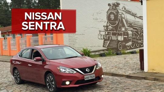 Nissan Sentra fica mais caro, mais equipado e 'mata' câmbio manual