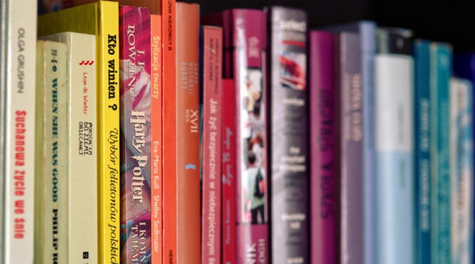 Livros (Foto: Pexels)