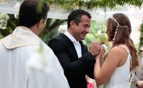 Final: Paloma e Bruno renovam os votos e têm um lindo filho