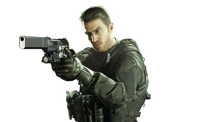 Chris Redfield retorna em Resident Evil 7