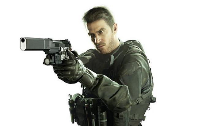 Chris Redfield retorna em Resident Evil 7 (Foto: Divulgação/Capcom)
