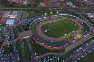 Estádio Gigante do Norte (Foto: Julio Tabile/Sinop FC)