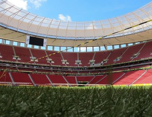 estádio Mané Garrincha Brasília (Foto: Janir Junior)
