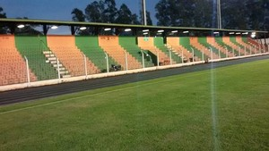Estádio Virotão, Naviraí (Foto: Divulgação/Naviraiense)