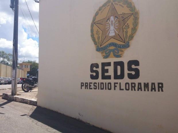 Direitos Humanos fará visita para apurar superlotação de presídio (Foto: Anna Lúcia Silva/G1)