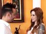 Ex-BBB Clara Aguilar se casa com produtor musical