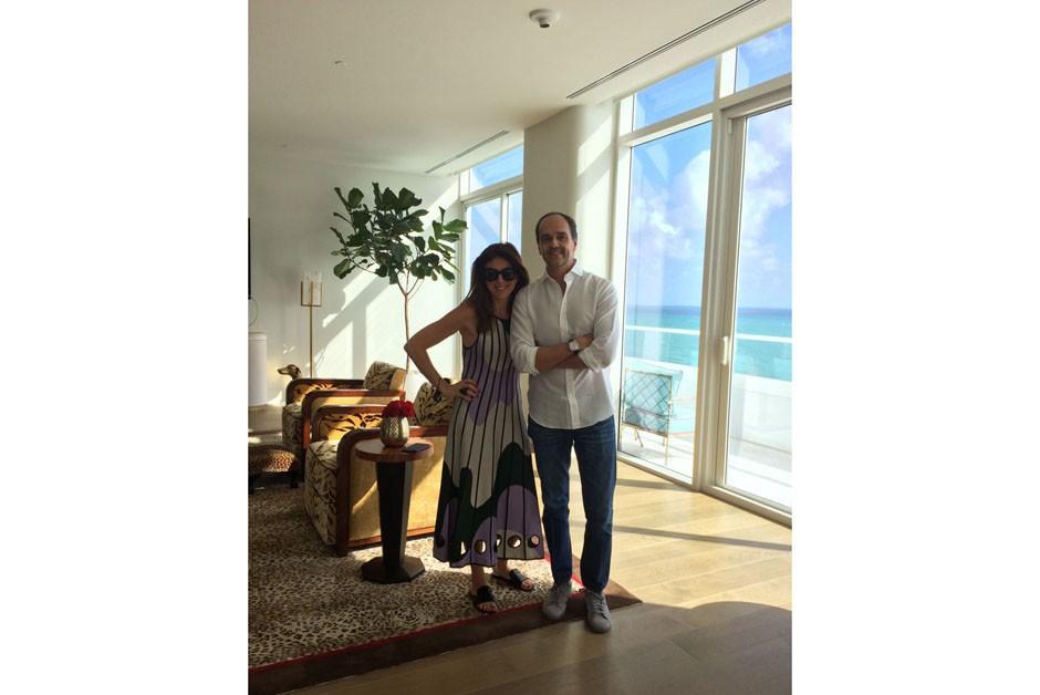 Casa Vogue celebra edição em Miami (Foto:  )