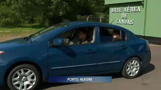 Cármen Lúcia chega a Porto Alegre para participar do funeral de Teori