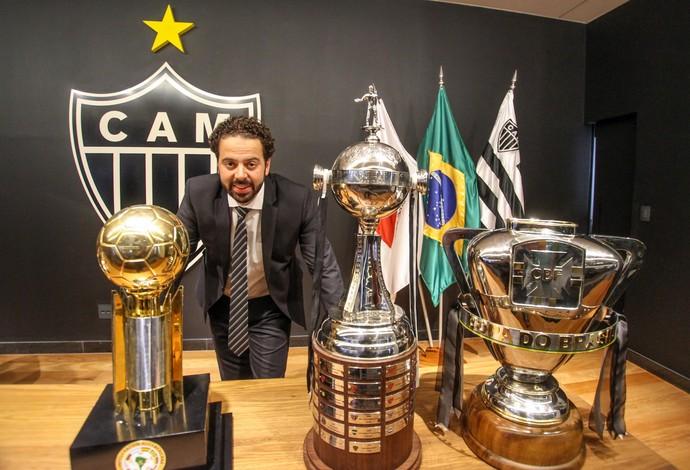 Daniel Nepomuceno, presidente do Atlético-MG (Foto: Bruno Cantini / Flickr CAM)