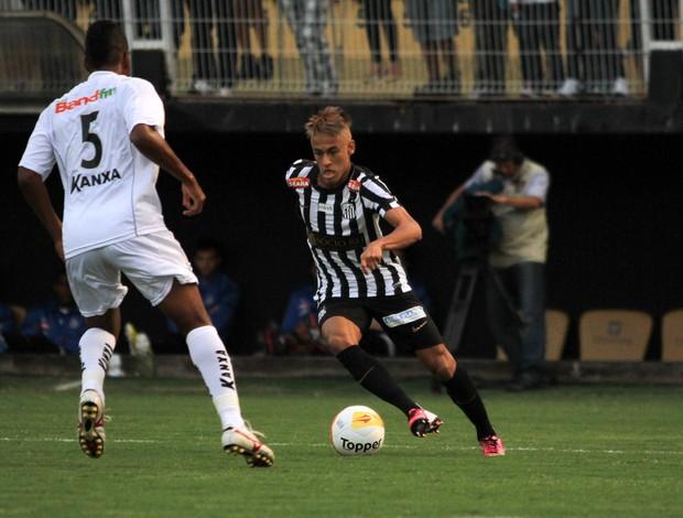Neymar Santos x Bragantino (Foto: André Montejano / Ag. Estado)