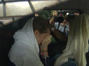 Médica investigada por morte de jovens deixa hospital (Foto: Imagens/ Tv Bahia)