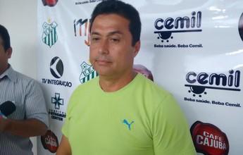 Presidente do Araxá Esporte confirma técnico para Módulo II do Mineiro