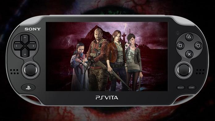 Resident Evil: Revelations 2 traz o retorno de Barry e Claire; confira como jogá-lo no PS Vita (Foto: Reprodução/Atomix)