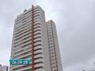 Mamadeira em fogão causa princípio de incêndio em prédio na capital