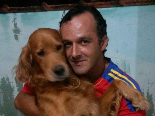 Homem foi encontrado morto em Itanhaém, SP (Foto: Arquivo Pessoal)