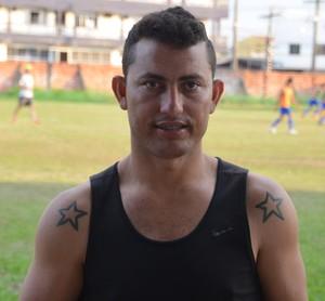 Mandim, lateral-direito Acriano (Foto: Murilo Lima)