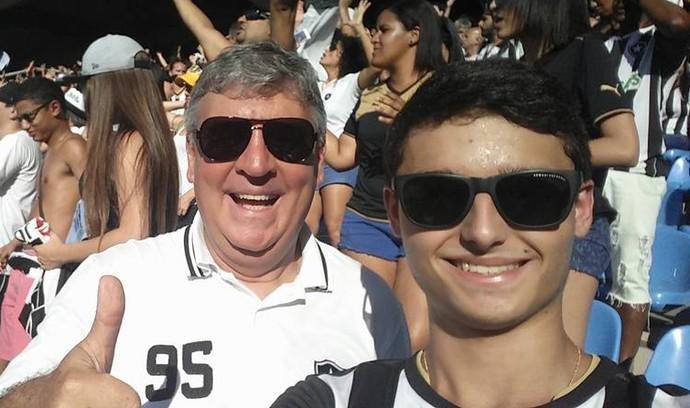 Nelson Junior Botafogo Juiz de Fora (Foto: Reprodução;Facebook)