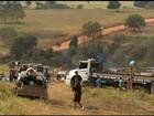 Integrantes do MST desocupam fazenda de senador em Goiás