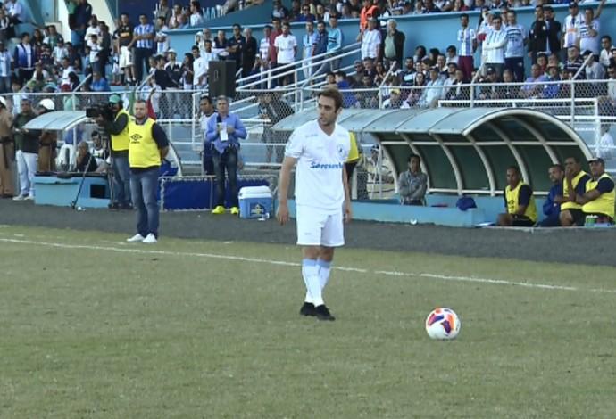 Netinho Londrina (Foto: Reprodução/RPC)