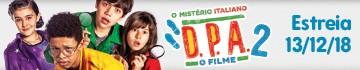 D.P.A - O Filme 2: O Mistério Italiano!