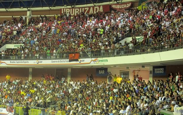 basquete NBB - Torcida Flamengo (Foto: Lydia Gismondi)
