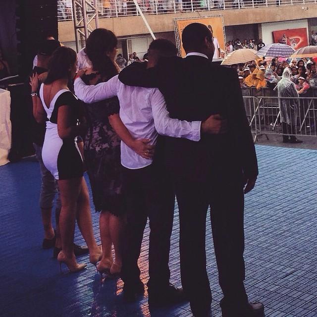 Neymar familia
